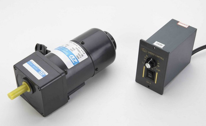 موتور الکتریکی-کنترل کننده سرعت