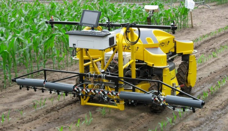Artificial-intelligence-Agriculture