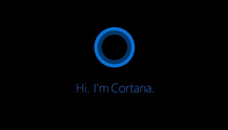 Artifical intelligence-Cortana