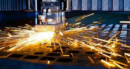 Manufacturing Machine in Progress