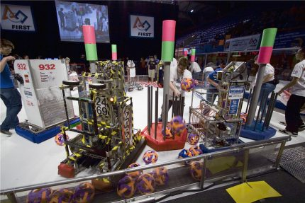 رباتیک-مسابقات