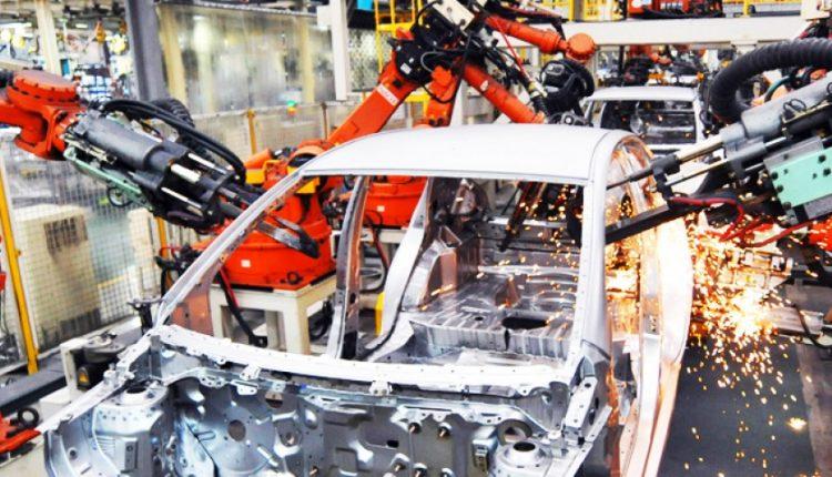 مکاترونیک-ربات صنعتی