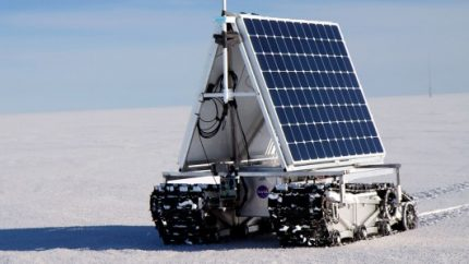 مکاترونیک-ناسا-روبات