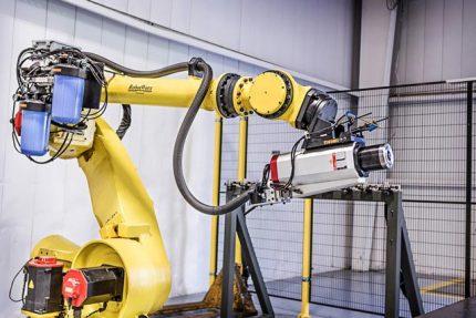 مکاترونیک-رباتیک-ربات صنعتی