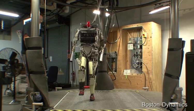 Humanid-robot-petman