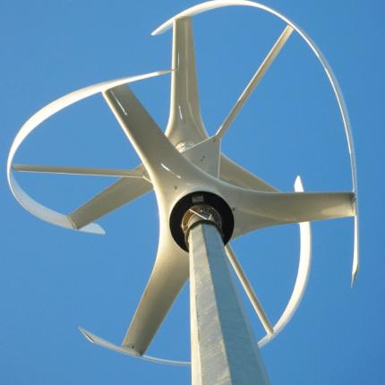 Vertical-wind-turbine