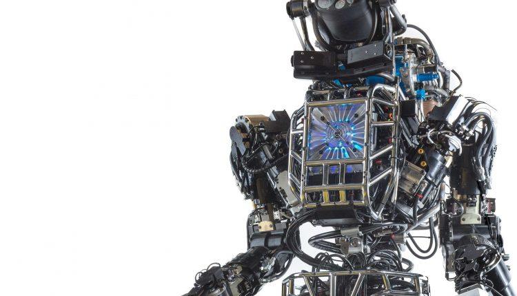Humanid-robot-Atlas