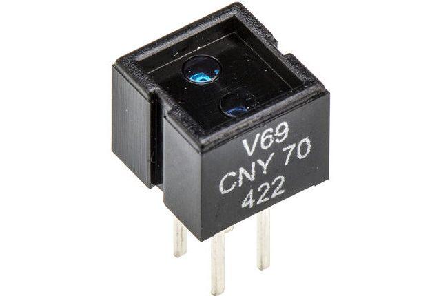 line-follower-robot-Reflective Infrared Optical Sensor