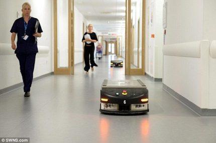 line-follower-robot-hospital