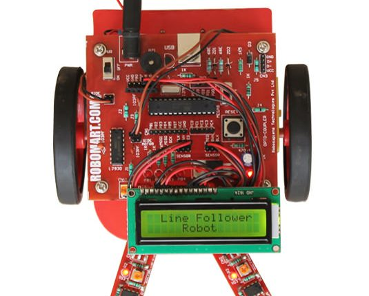 line-follower-robot-lcd