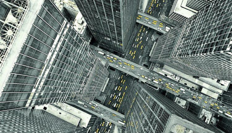 machine vision-city