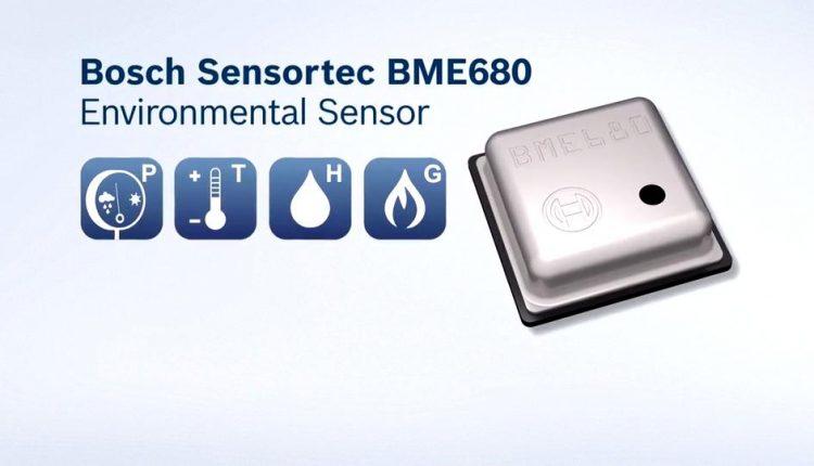 micro electro mechanical system-enviromental-sensors