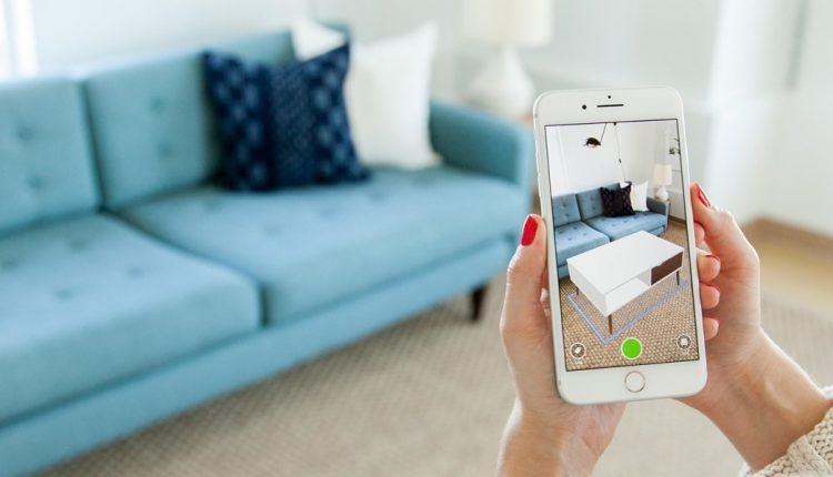 IKEA app AR 2