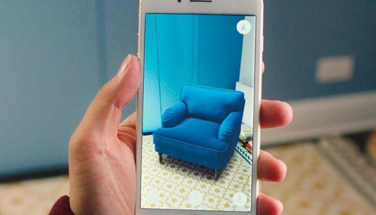 Ikea App AR