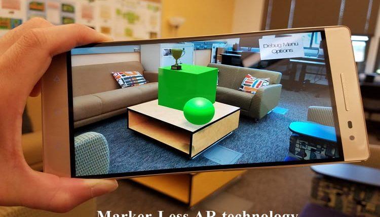 Marker-Less AR