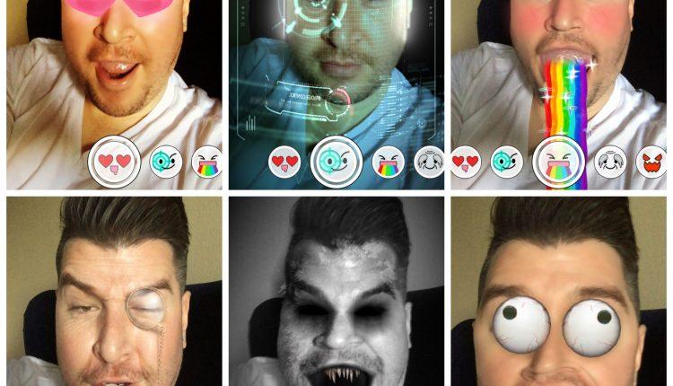 Snapchat-Lenses-update
