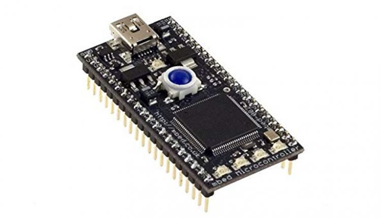 Mbed LPC1768 Development Board