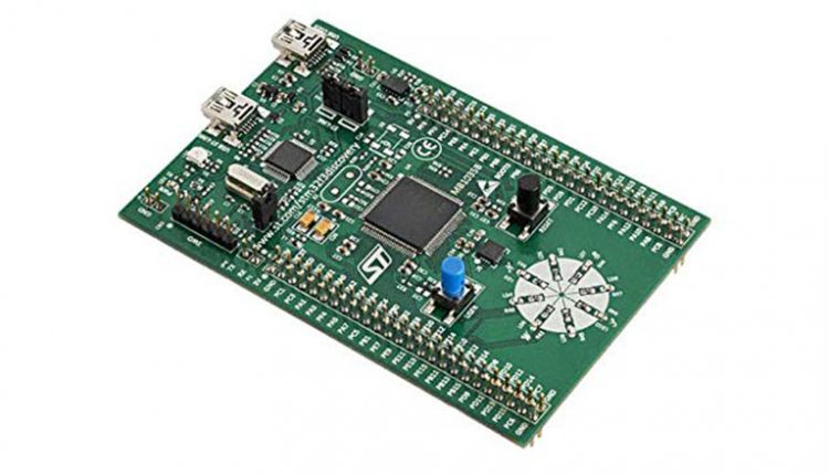 STM32 F3 Discovery