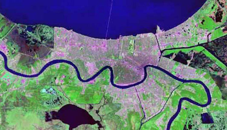 image processing satelite